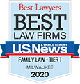 Best Lawyers 2020 by U.S. News & World Report